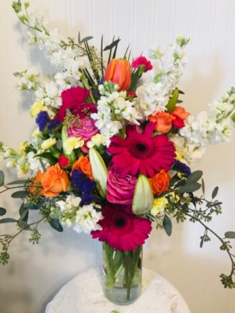English Gardens Vase
