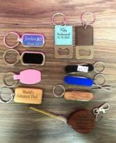 Engravable keychains Teacher Gifts