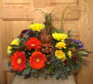 Enjoy Fall! T&V Exclusive  in Appleton, WI | TWIGS & VINES FLORAL