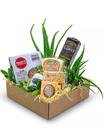 Entertain Me Basket Gift Basket