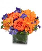 Enthusiasum Blossoms Bouquet