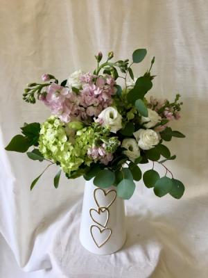 Entwined  Vase in Wilmore, KY | RACHEL'S ROSE GARDEN