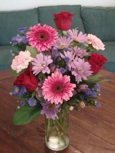 Epic Bloomers Arrangement in Bluffton, SC   BERKELEY FLOWERS & GIFTS