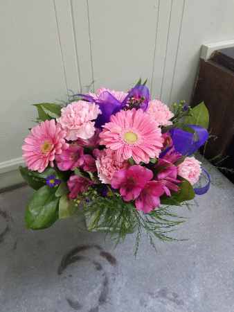 Epic Bloomers Vase Arrangement