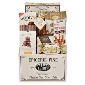 Epicerie Fine Gift Baskets in Port Dover, ON | Upsy Daisy Floral Studio