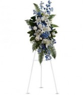 Heavenly Sentiments Standing Spray