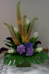 Eremurus, Hydrangea Funeral
