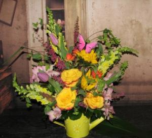 Eruption in Color  in Stevensville, MT | WildWind Floral Design Studio