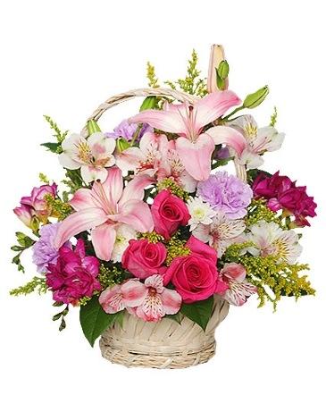 CON TODO MI CORAZAN Arreglo Floral