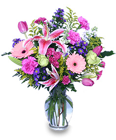 Feliz Aniversario Florero