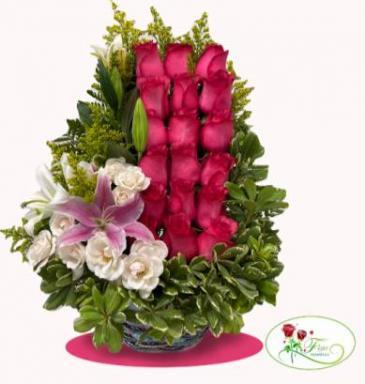 escala floral