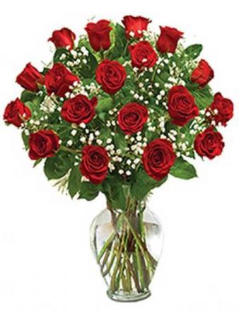 Especially For You 18 Rose Arrangement
