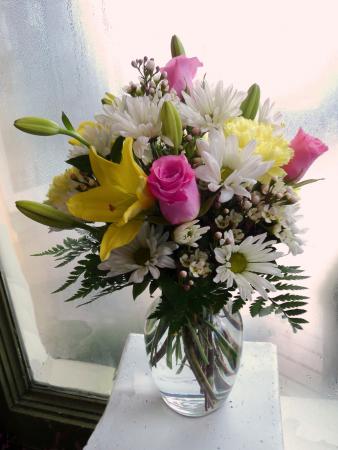 Especially For You Vase Arrangement