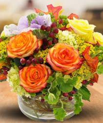 Essence of Fall Arrangement