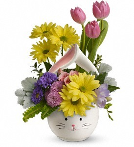 EASTER BUNNY  in Fort Lauderdale, FL | ENCHANTMENT FLORIST