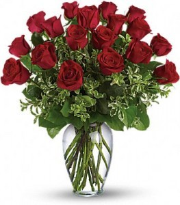 18 ROSE BQT  red or any color