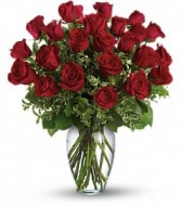 24 ROSE BQT  red or any color