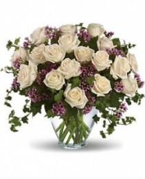White Roses Bqt.
