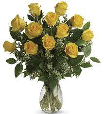 Yellow Rose Bouquet 12 STANDARD 18 DELUXE 24 PREMIUM in Fort Lauderdale, FL | ENCHANTMENT FLORIST