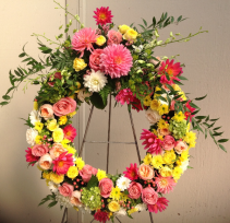 Eternal Affection Wreath