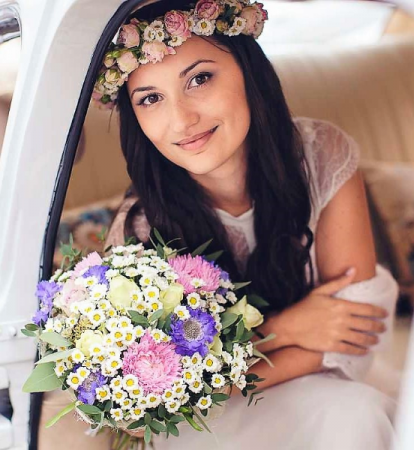 Eternal Harmony Bridal Bouquet