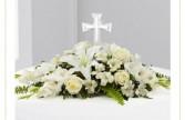 Eternal Light Bouquet  Sympathy
