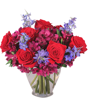 Eternal Love Bouquet in Anderson, SC | NATURE'S CORNER FLORIST