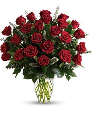 Eternal Love  Vase Arrangement  in Sunrise, FL | FLORIST24HRS.COM