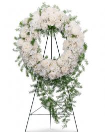 Eternal Peace Wreath Sympathy