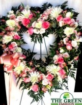 Eternal Rest Floral Funeral Spray and Wreath Arrangements