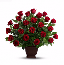 Eternal Roses Arrangement