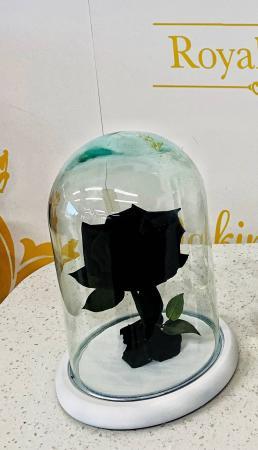 Eternal Roses Small Black Eternal Roses