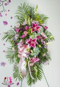 Eternal Sweetness Funeral in Miami, FL | Magnifique Garden