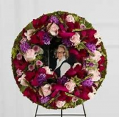 Eternity Standing Tribute Tribute Funeral Arrangement