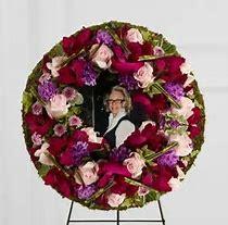 Eternity Standing Tribute Tribute Funeral Arrangement