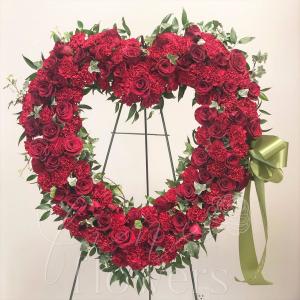 Eternity Sympathy Spray in Middletown, NJ | Fine Flowers