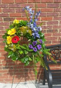 Eternity Sympathy Wreath