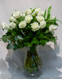 Ethereal Love Vase Arrangement