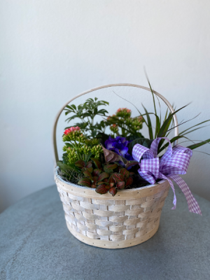 European Basket Garden  in La Grande, OR | FITZGERALD FLOWERS