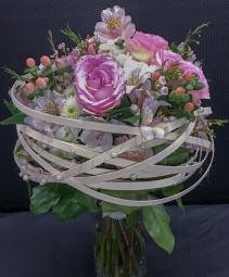 European Bridal Bouquet Wedding Bouquet