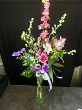European Bud Vase  in Forney, Texas | Kim's Creations Flowers, Gifts and More