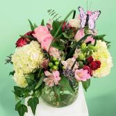 European Butterfly Garden Bouquet  in Longwood, Florida | Novelties By Nadia Flowers & More