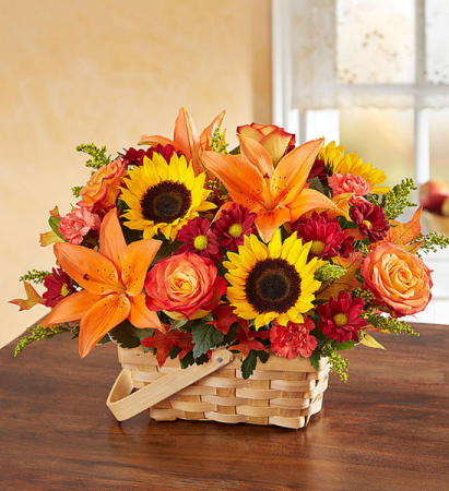 European Fall Basket Was $49.99 Now  $39.99