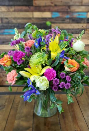 European Garden Bouquet