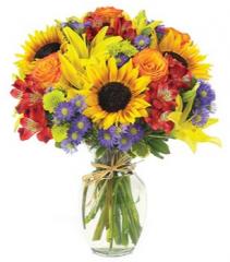 European Garden Bouquet  sku # BF82-11