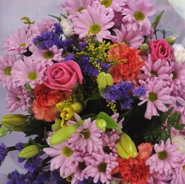 European Hand tied Bouquet Everyday