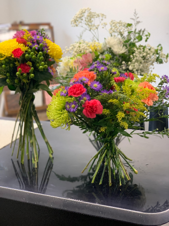 European Hand Tied Bouquets Hand Tied