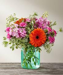 European Vintage Flower Arrangement