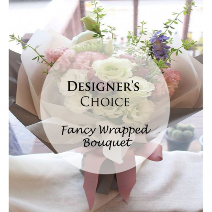 European Wrapped Bouquets