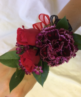 Evening Beauty  Corsage